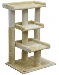 """35"""" Cat Tree and Scratcher Post"""