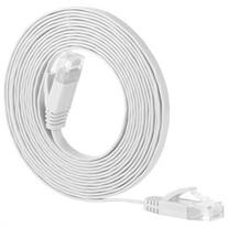 Fosmon Cat5e RJ45 FLAT Ethernet Network Cable for LAN, PC/