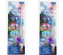 Disney Frozen Catch the Gems Fishing Games x 2