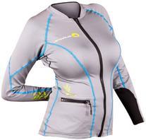 SUPreme Women's Catch Platinum Polyolefin Jacket, Gray/Black