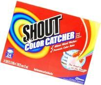 Shout Color Catcher, 24 Count