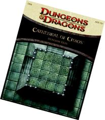 Cathedral of Chaos - Dungeon Tiles: A 4th Edition Dungeons