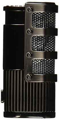 Visol Cato Triple Jet Flame Lighter, Gunmetal