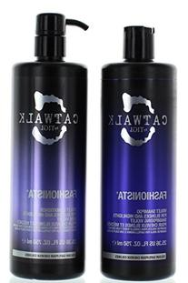 Catwalk Tigi Fashionista Blonds and Highlights Shampoo &