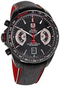 TAG Heuer Men's CAV518B.FC6237 Grand Carrera Automatic