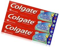 6-Pack Colgate Kids Cavity Protection Fluoride Toothpaste