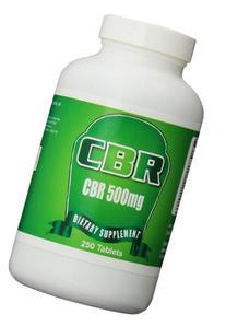 Eden Pond CBR Power Formula Supplement, 250 Count