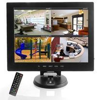 Sourcingbay MOT-YT12 12-Inch CCTV TFT LCD Monitor, VGA/AV/