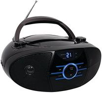JENSEN CD-560 Portable Stereo CD Player with AM/FM Stereo