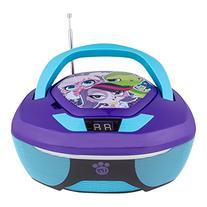 Littlest Pet Shop CD Boombox