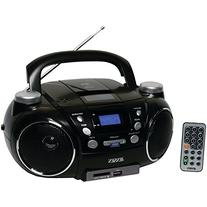 Jensen CD750 Portable AM/FM Stereo CD Player with MP3