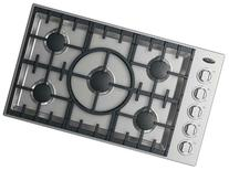"""CDV2-365-L 36"""" Drop-In Cooktop with 5 Burners  Perfect Heat"""
