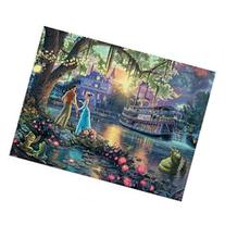Ceaco Thomas Kinkade Disney Princess and the Frog Jigsaw