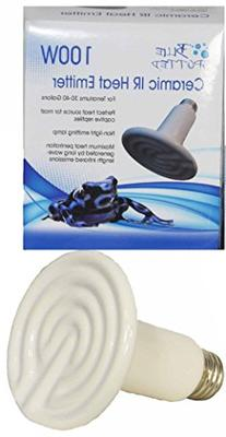 Blue Spotted Ceramic Infrared Heat Emitter Lamp