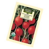 Seeds of Change Certified Organic Radish, Cherry - 3 grams,