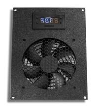 CG Cabcool1201 Deluxe single 120mm Fan Cooling unit with LED