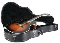 Guardian CG-022-P Deluxe Archtop Hardshell Case, Small Body
