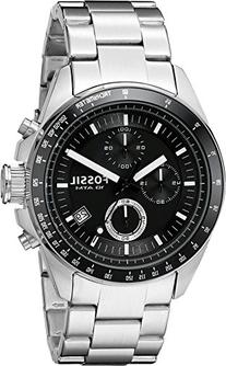 Fossil Men's CH2600 Decker Black Stainless Steel Chronograph