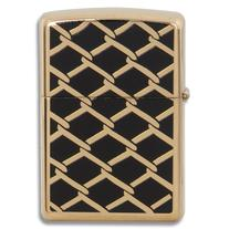 Zippo Chain Link High Polish Brass Lighter