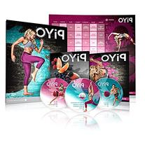 Chalene Johnson's PiYo Base Kit - DVD Workout with Exercise