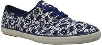 Keds Champion IKat Canvas Sneakers, Blue, Size 6.5