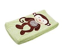 Summer Infant Changing Pad Cover - Monkey
