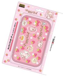 Nintendo Official Kawaii 3DS XL Soft Case -Piggy Girl