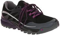 Women's Merrell 'All Out Charge' Trail Running Shoe, Size 8.