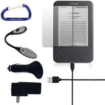 Gizmo Dorks Charging Bundle with eBook Light  for the Amazon