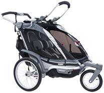 Thule Chariot Chinook Single Stroller - Black