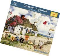 Charles Wysocki - Americana Wall Calendar