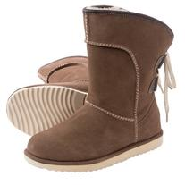 EMU Charlotte Lace Boots -Waterproof, Suede