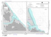 NGA Chart 51181: Plans on the West Coast of Morocco A.