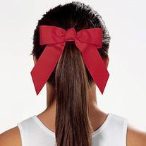 Hair Bows Red