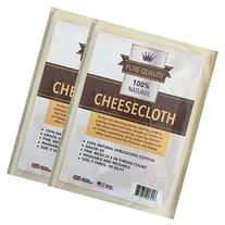 Cheesecloth :: Unbleached Natural Grade 60 Cotton Cheese