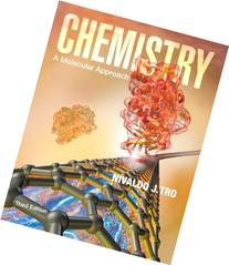 Chemistry A Molecular Approach Plus MasteringChemistry with