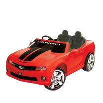 Kid Motorz Cheverolet Racing Camaro 2 Seater, Red