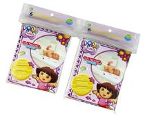 Neat Solutions XL Chg Pads-Dora the Explorer - 12 ct