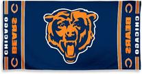 NFL Chicago Bears Fiber Reactive Beach Towel