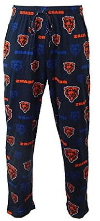 Chicago Bears Mens Blue Insider Pajama Pants by Concepts