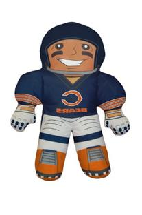 Northwest Chicago Bears NFL Rush Zone Player Pillow NOR-