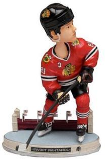 Chicago Blackhawks 10 NHL Bobble Head Jonathan Toews Limited