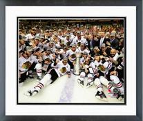 Chicago Blackhawks 2013 Stanley Cup Championship Team