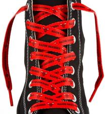 Chicago Bulls Lace-Ups Shoelaces - Red