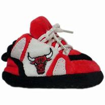 Chicago Bulls Baby Slipper