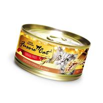 Fussie Cat Chicken Gold Label 2.8 oz Case 24