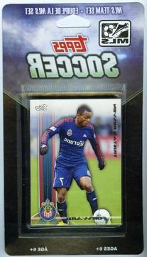 Chivas USA 2013 Topps MLS Soccer Limited Edition Factory
