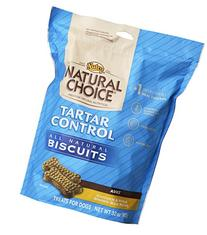 Natural Choice Tartar Control Adult Biscuits Chicken And