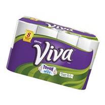 Viva Choose-a-size Regular Roll Paper Towels, 12 Rolls Pak