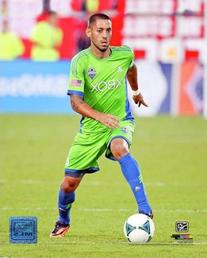 Chris Dempsey Seattle Sounders 2013 MLS Action Photo 8x10